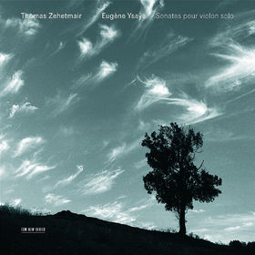 Thomas Zehetmair, Sechs Sonaten für Violine solo, 00028947268727