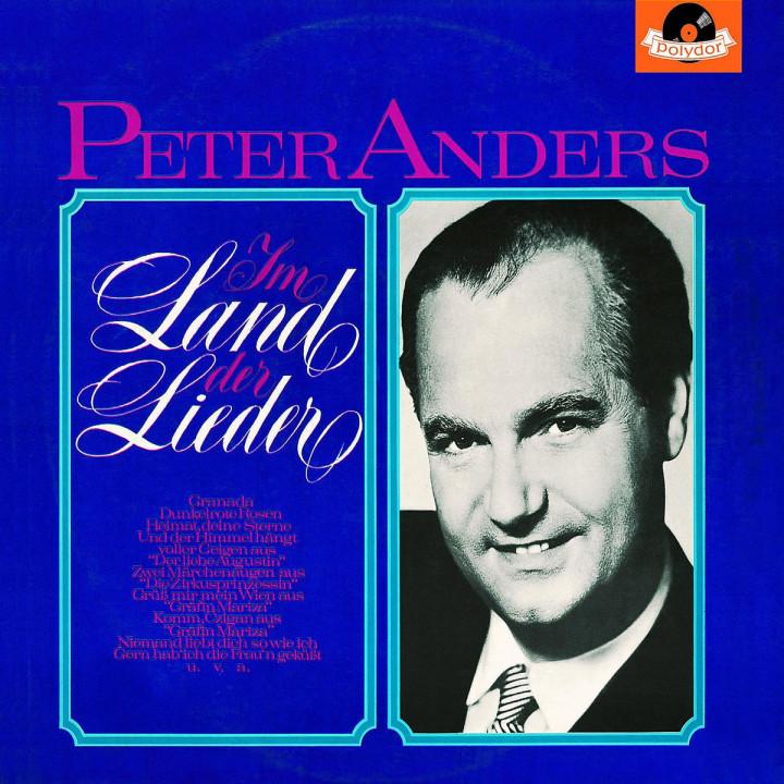 Peter Anders - Im Land der Lieder 0028947627027
