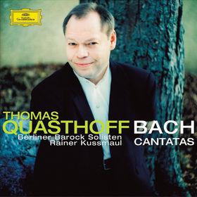 Johann Sebastian Bach, Bach: Cantatas BWV 56, 158 & 82, 00028947753261
