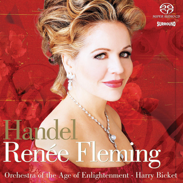 Renée Fleming -  Handel Arias 0028947554723