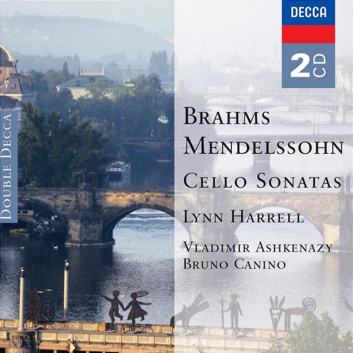 Brahms/Mendelssohn: Cello Sonatas 0028947562104
