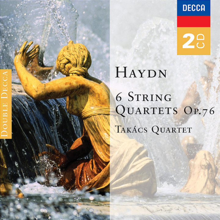 Haydn: Six String Quartets, Op.76 0028947562137