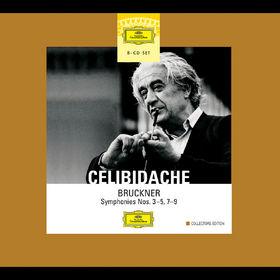 Sergiu Celibidache, Bruckner: Symphonies Nos. 3-5, 7-9, 00028947751366