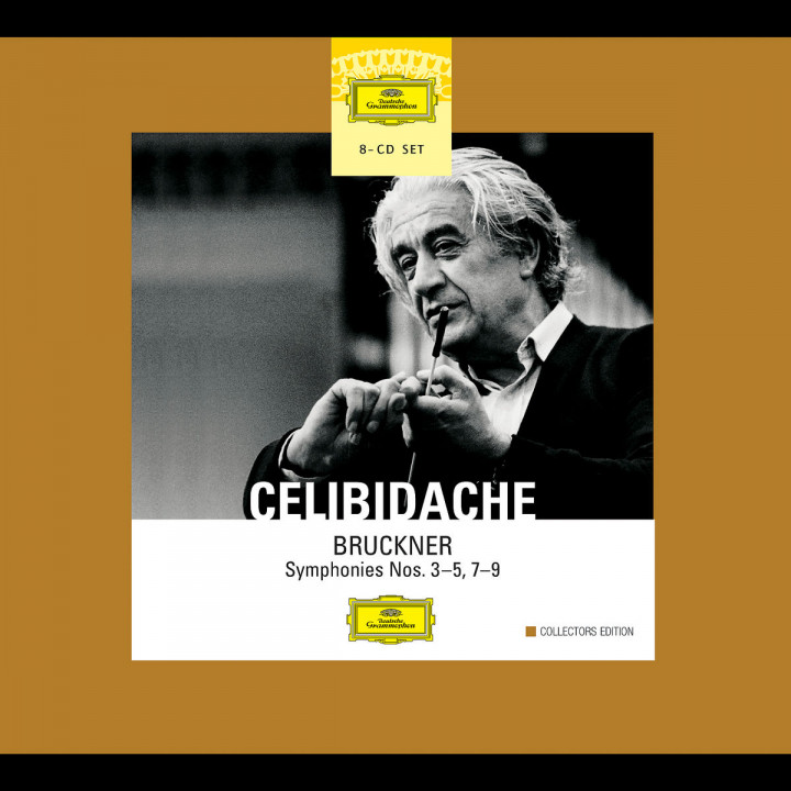 Bruckner: Symphonies Nos. 3-5; 7-9 0028947751364