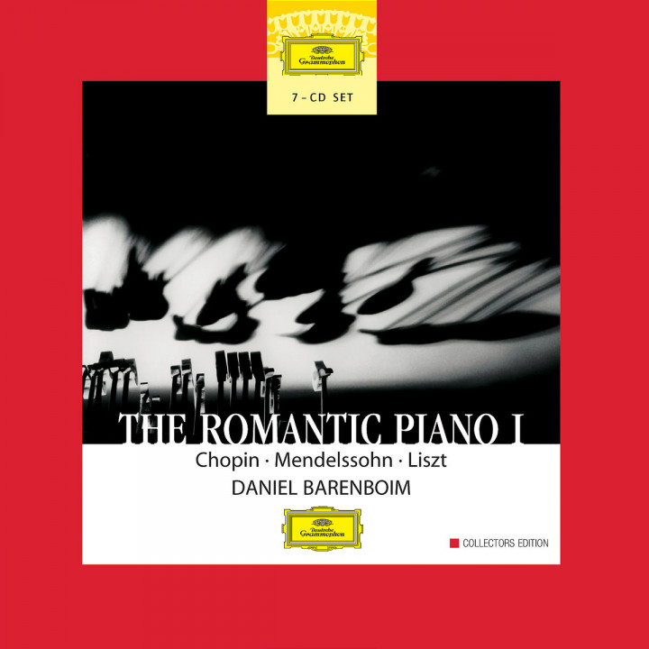 The Romantic Piano I 0028947751593