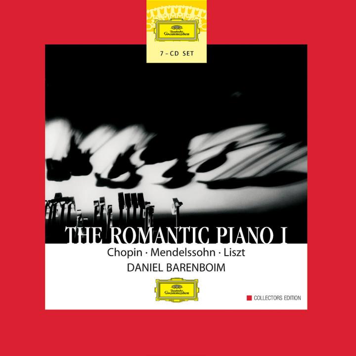 The Romantic Piano I 0028947751593