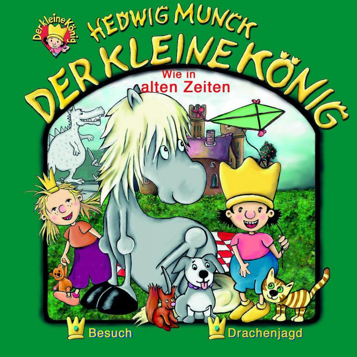08: Der kleine König - Wie in alten Zeiten 0602498198342