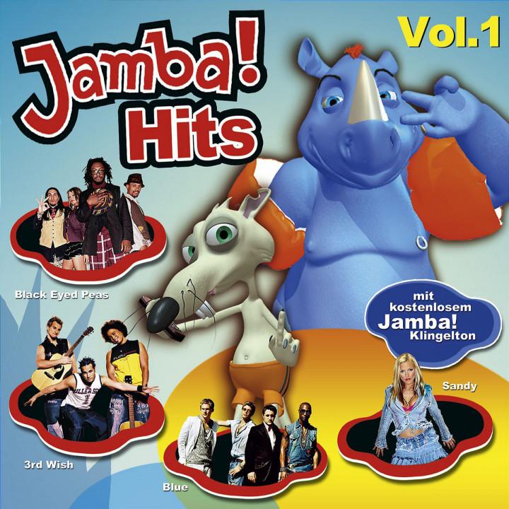 Jamba! Hits (Vol. 1) 0602498238264