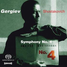 Dmitri Shostakovich, Shostakovich: Symphony No.4, 00028947084228