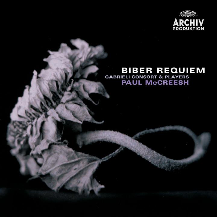 Biber: Requiem; Mass 0028947471426