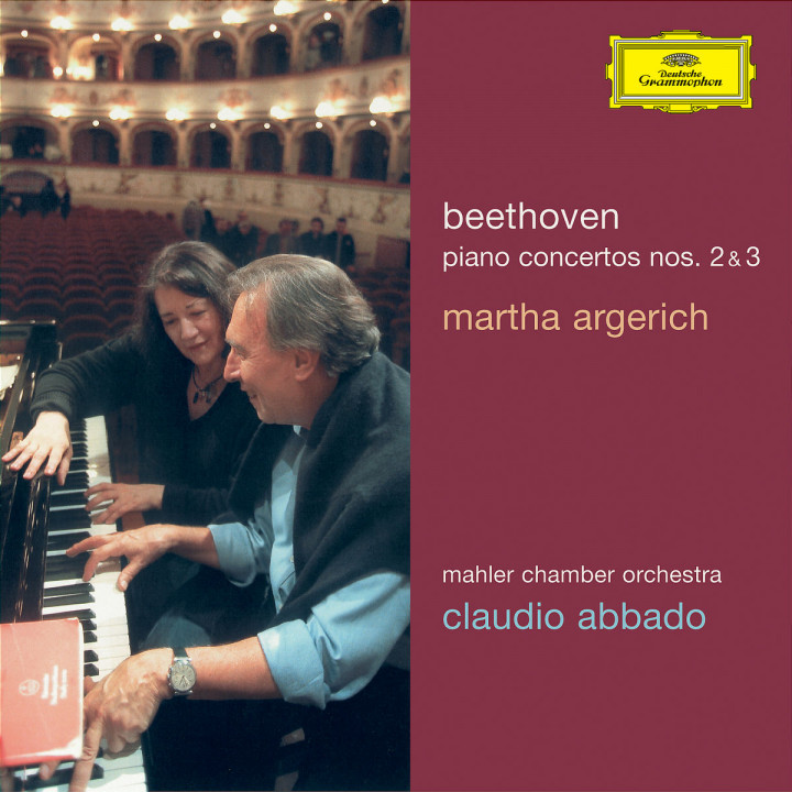Beethoven: Piano Concertos Nos. 2 & 3 0028947750260
