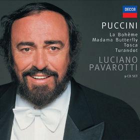 Giacomo Puccini, La Bohème, Madama Butterfly, Tosca, Turandot, 00028947399728