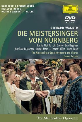 René Pape, Die Meistersinger von Nürnberg, 00044007309490