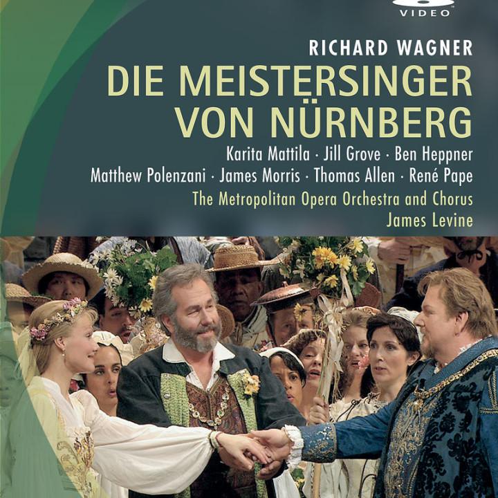 Wagner: Die Meistersinger von Nürnberg 0044007309490