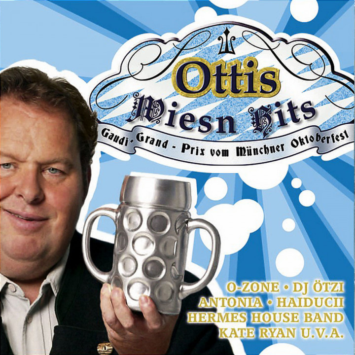 Ottis Wiesn Hits 2004 0602498241743