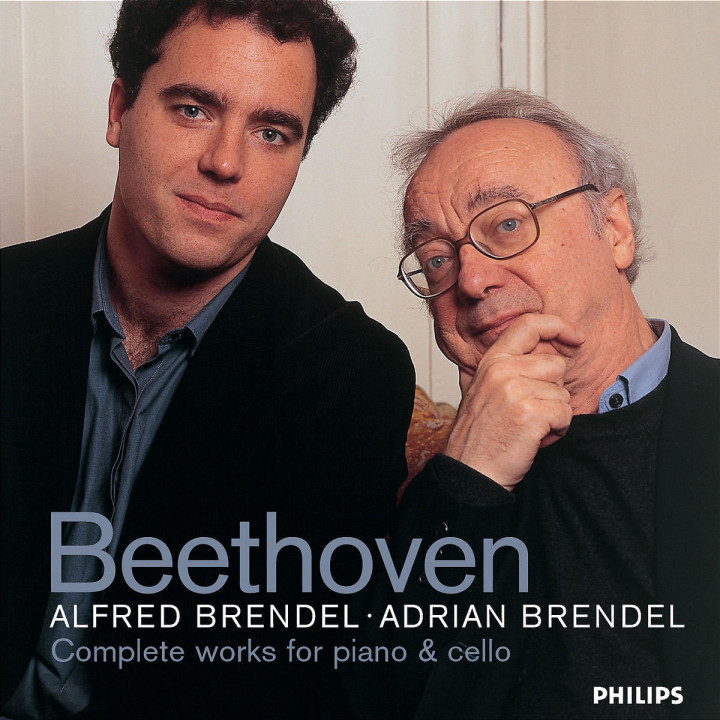 Beethoven: Complete Works for Piano & Cello 0028947537926