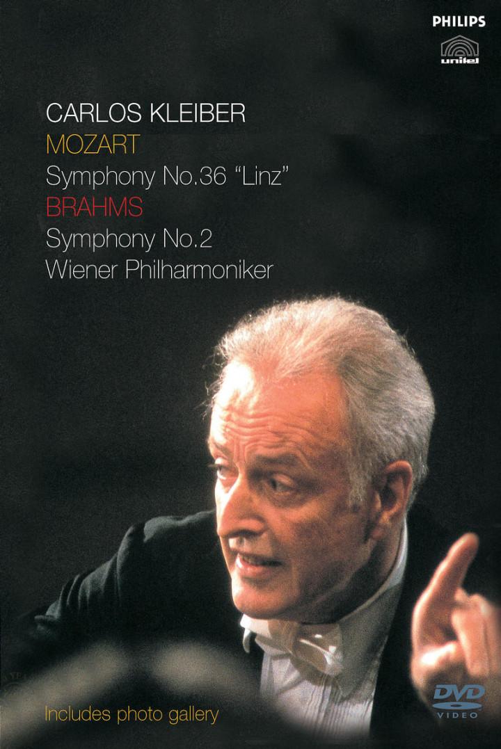 Kleiber Conducts Mozart & Brahms 0044007016198