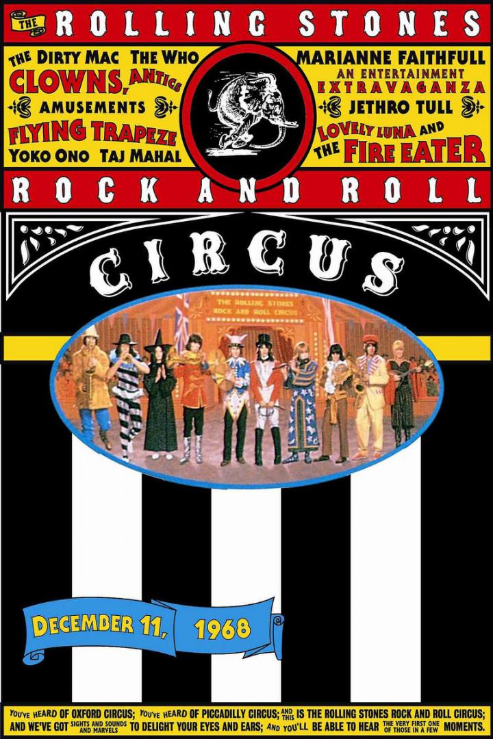 Rock & Roll Circus 0602498248991
