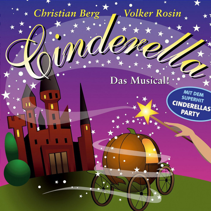 Cinderella - Das Musical! 0602498685617