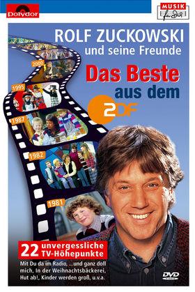 Rolf Zuckowski, Das Beste aus dem ZDF, 00602498685150
