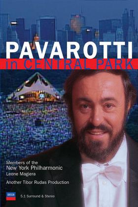 Duke Ellington, Pavarotti in Central Park, 00044007118092
