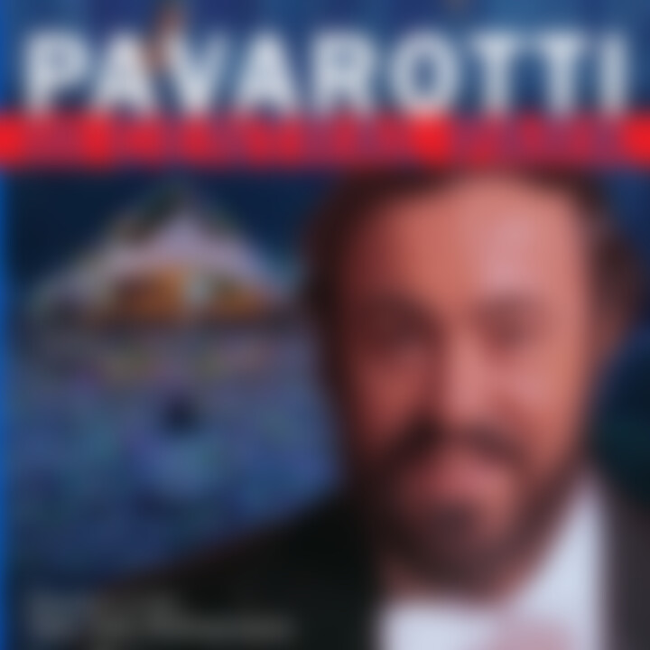Pavarotti in Central Park 0044007118098
