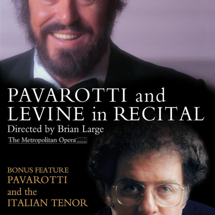 Pavarotti & Levine in Recital/Pavarotti & The Italian Tenor 0044007430712