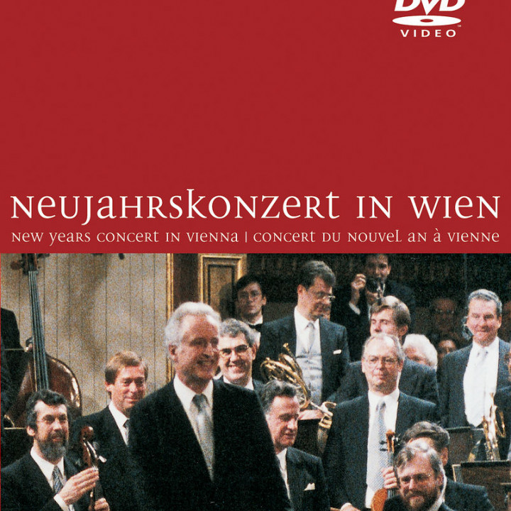 STRAUSS-Family: New Years's Concert in Vienna 0044007340149