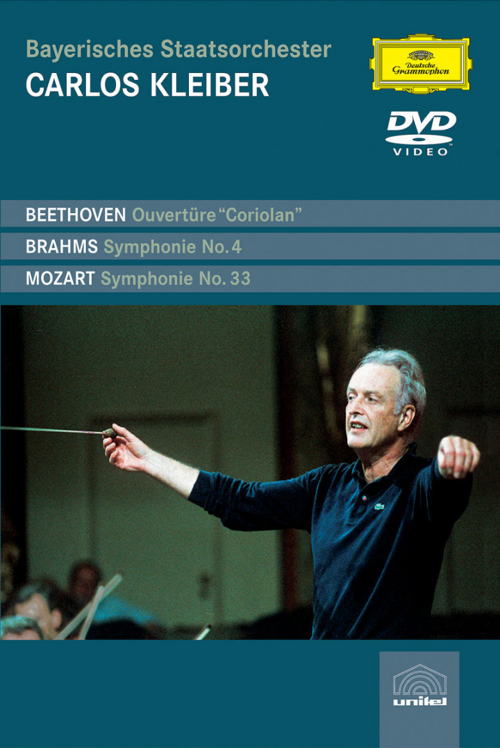 "Beethoven: Overture ""Coriolan"" / Mozart: Symphony No.33 / Brahms: Symphony No.4 0044007340172"
