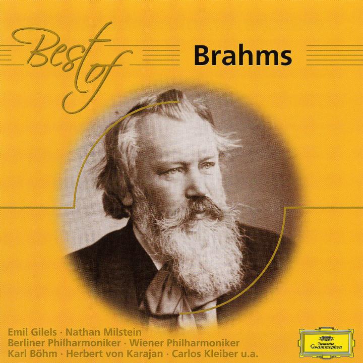 Best Of Brahms 0028947628604