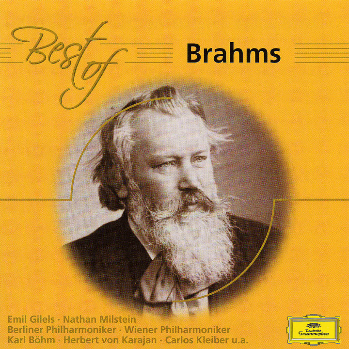 Best Of Brahms 0028947628604