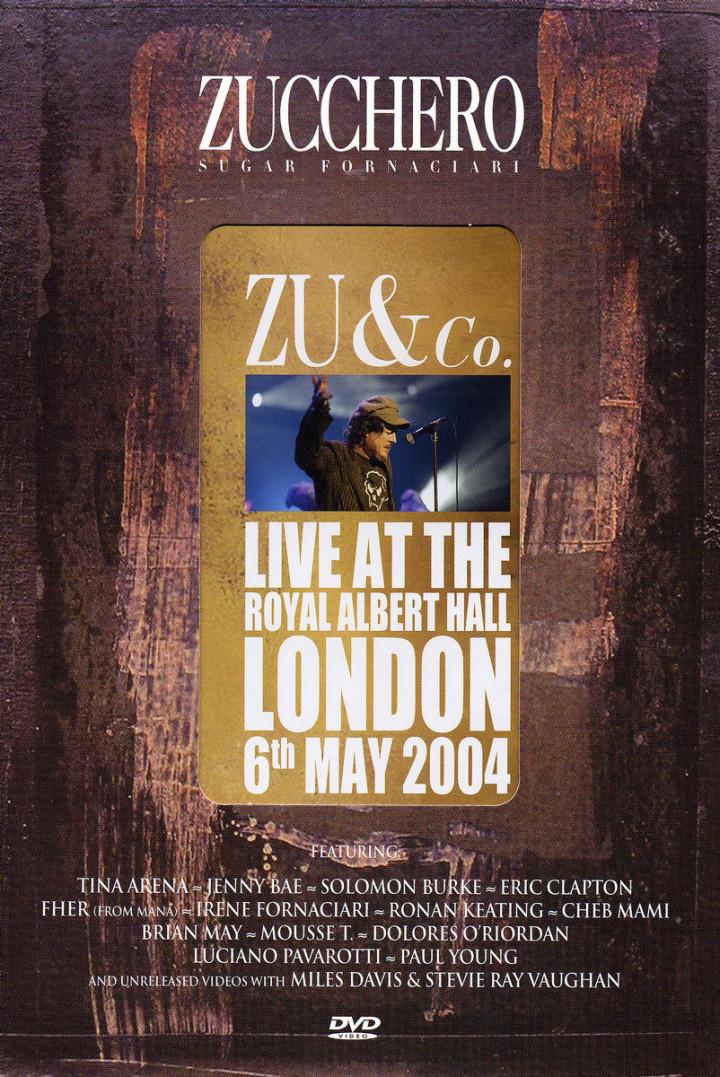 ZU & Co. / Live At The Royal Albert Hall 0602498683741