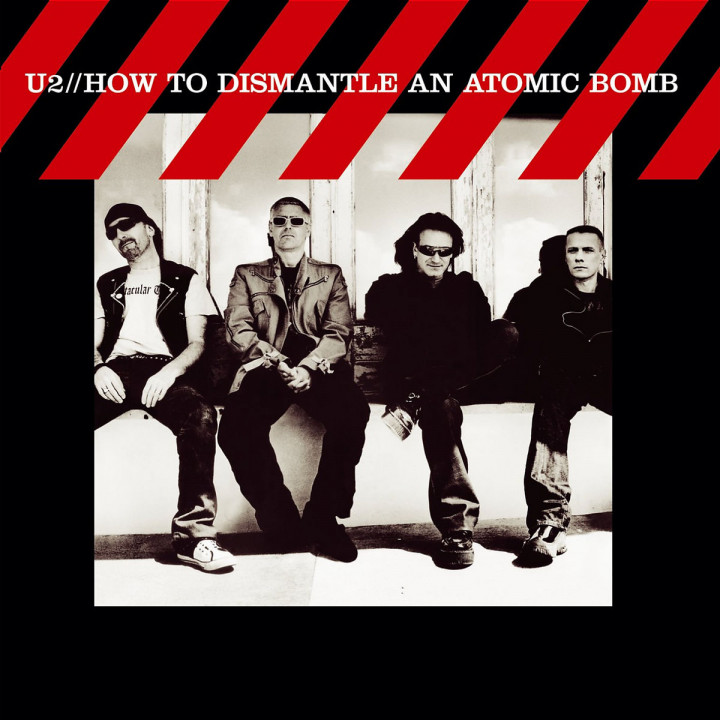 How To Dismantle An Atomic Bomb 0602498678293