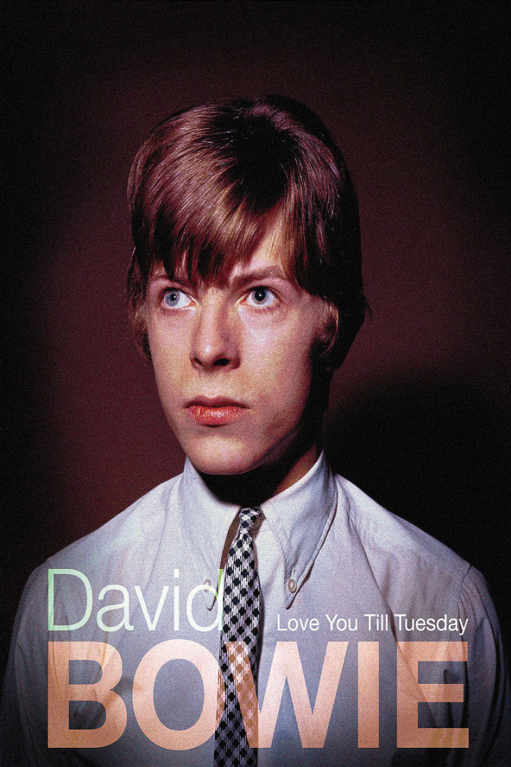 David Bowie/Love You Till Tuesday DVD 0602498233605