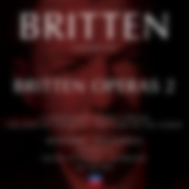 Britten conducts Britten: Opera Vol.2 0028947560294