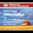 Samuel Barber, Howard Hanson dirigiert American Masterworks, 00028947562740