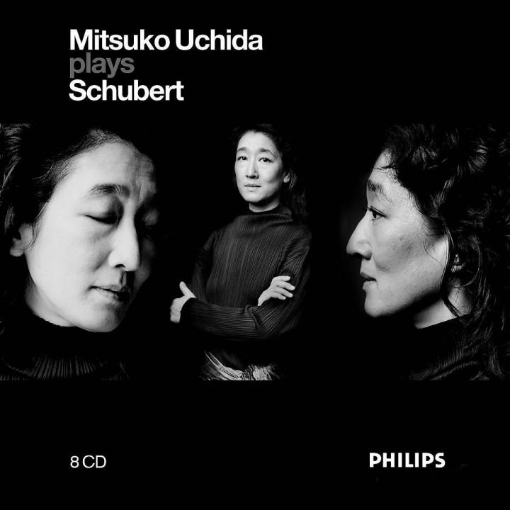 Mitsuko Uchida plays Schubert 0028947562827