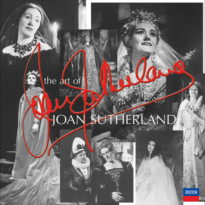 The Art Of Joan Sutherland 0028947563024