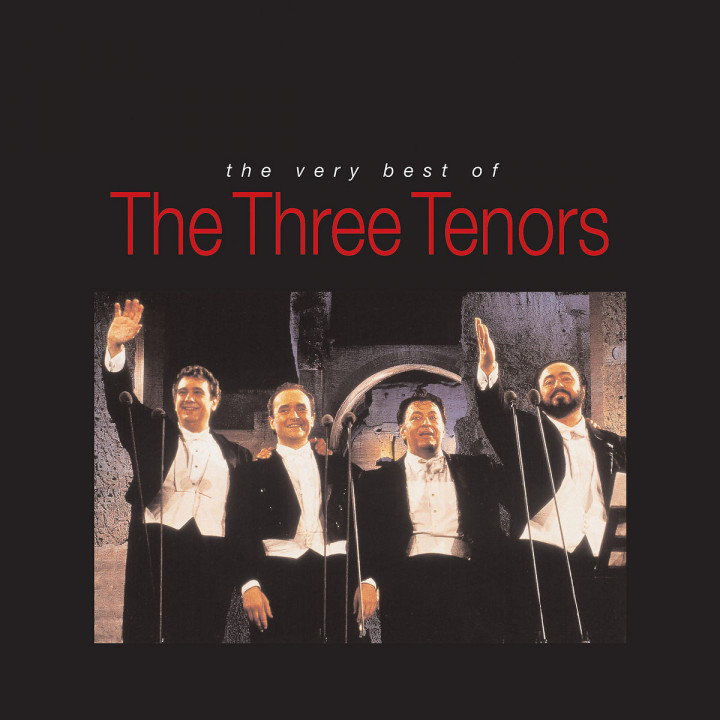 The Very Best Of The Three Tenors 0028947563002