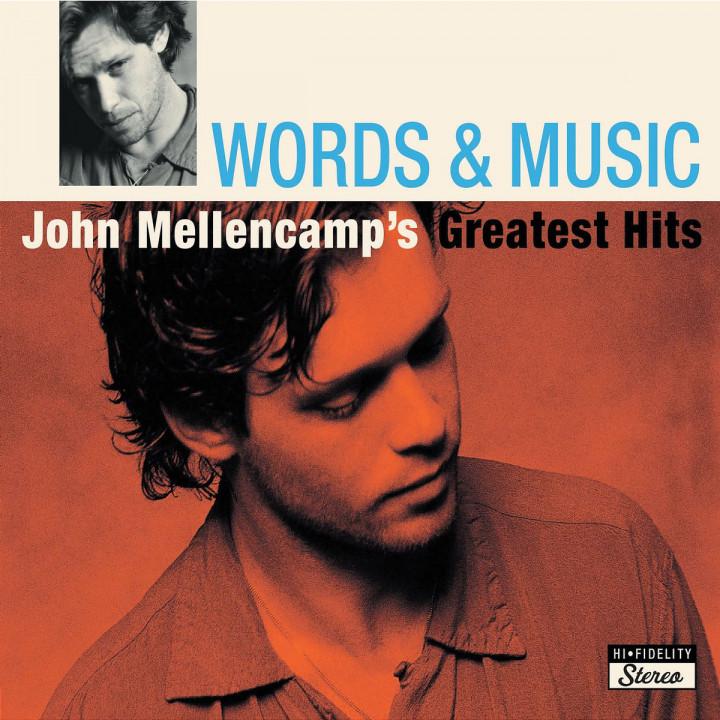 Words & Music: John Mellencamp's Greatest Hits 0602498648102