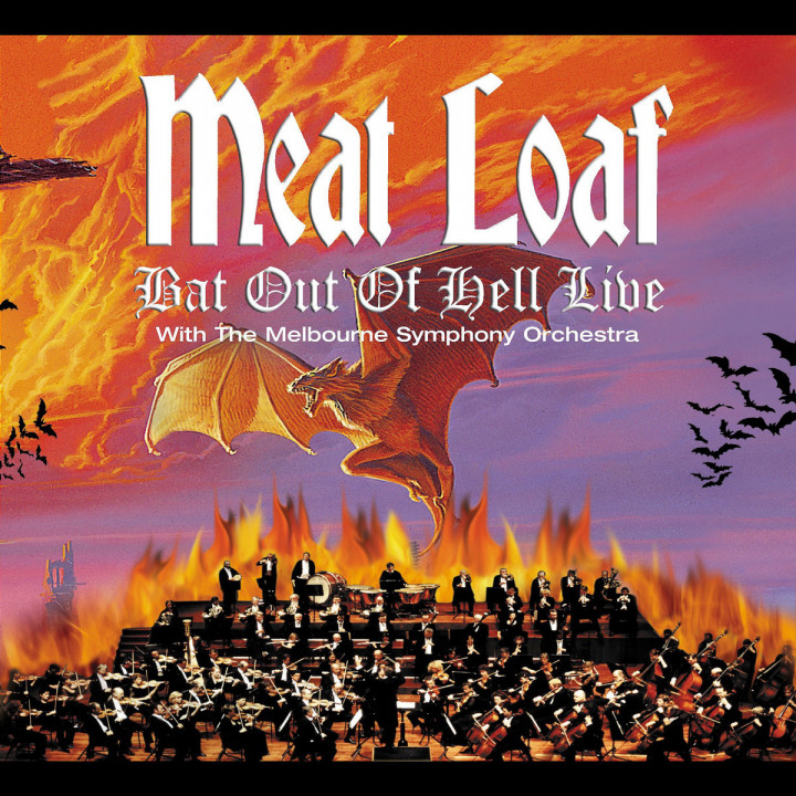 Bat Out Of Hell Live With The Melbourne Symphony Orchestra 0602498683372