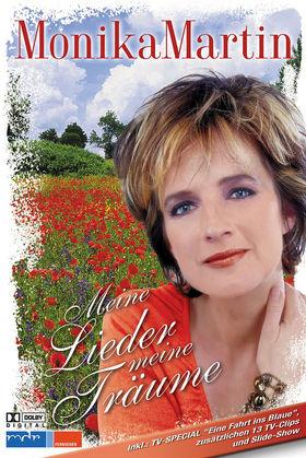 Monika Martin, Meine Lieder, meine Träume, 00602498685594