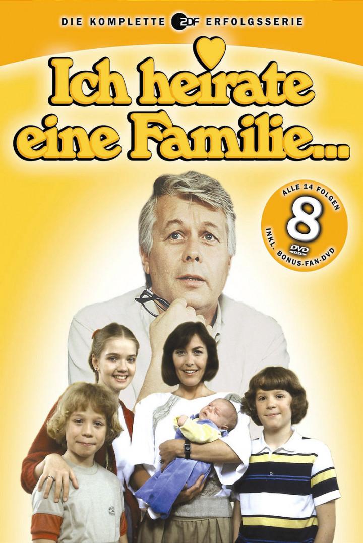 Ich Heirate Eine Familie (8Dvd-Box): Ich Heirate Eine Familie 4032989600470