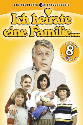 Ich heirate eine Familie, 8 DVD Box, 04032989600472
