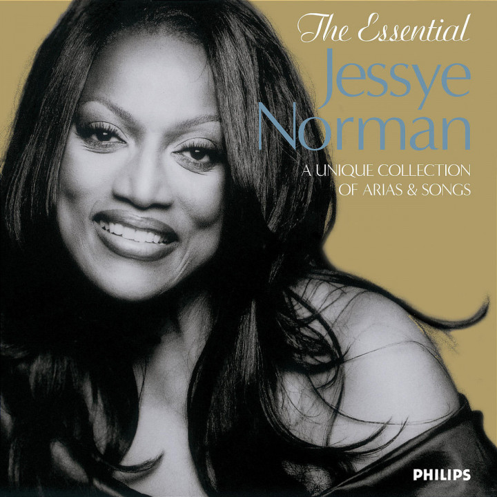 The Essential Jessye Norman 0028947563633