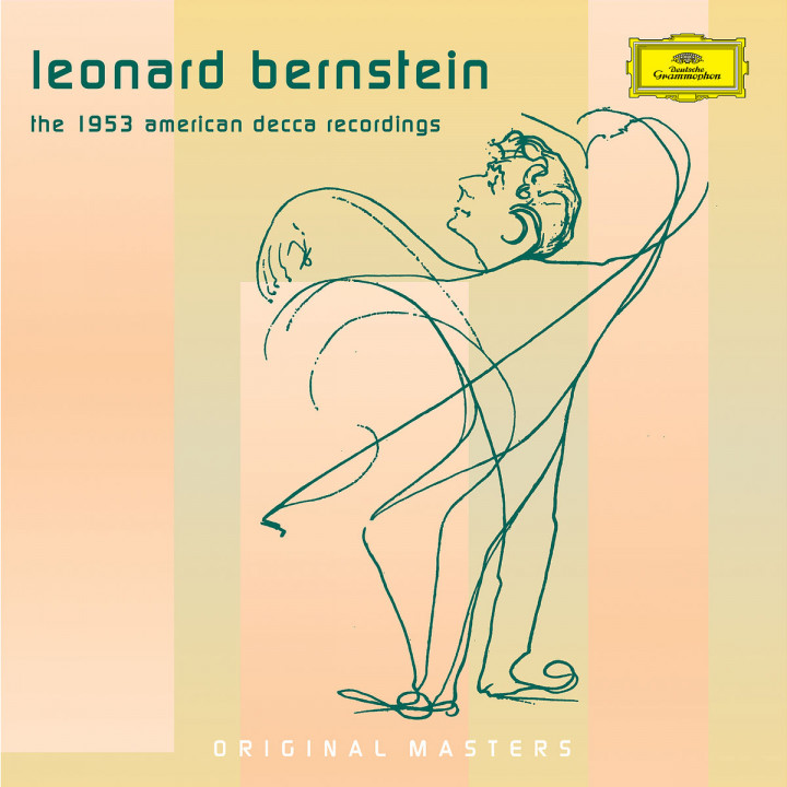 Bernstein: The 1953 American Decca Recordings 0028947700025