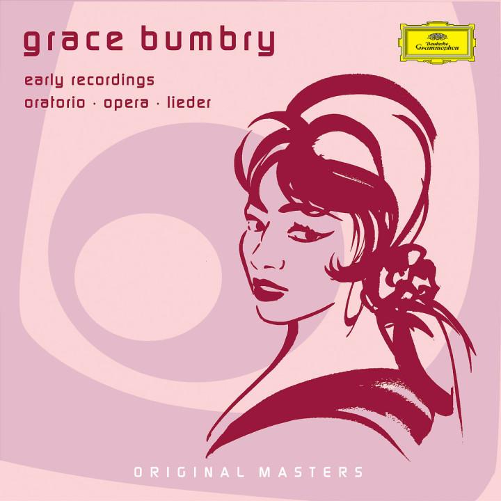 Grace Bumbry - Oratorio / Opera / Lieder 0028947752505