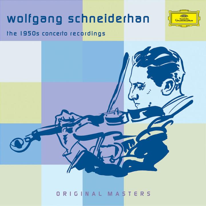The 1950's Concerto Recordings 0028947752631