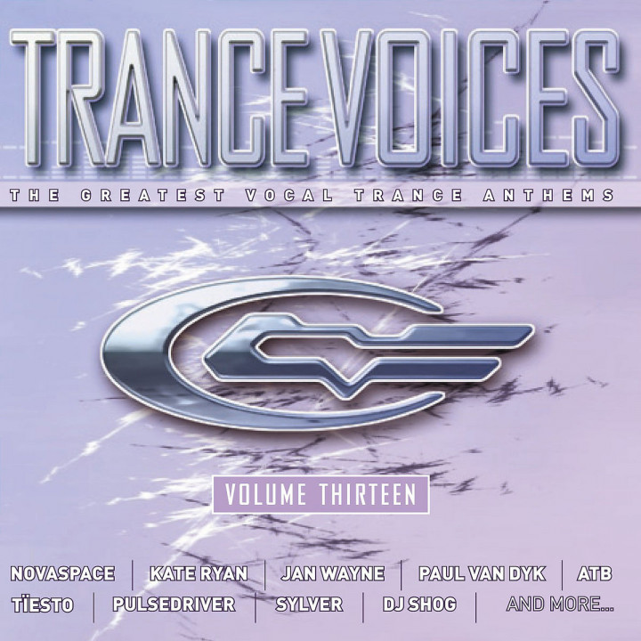 Trance Voices (Vol. 13) 0602498258949