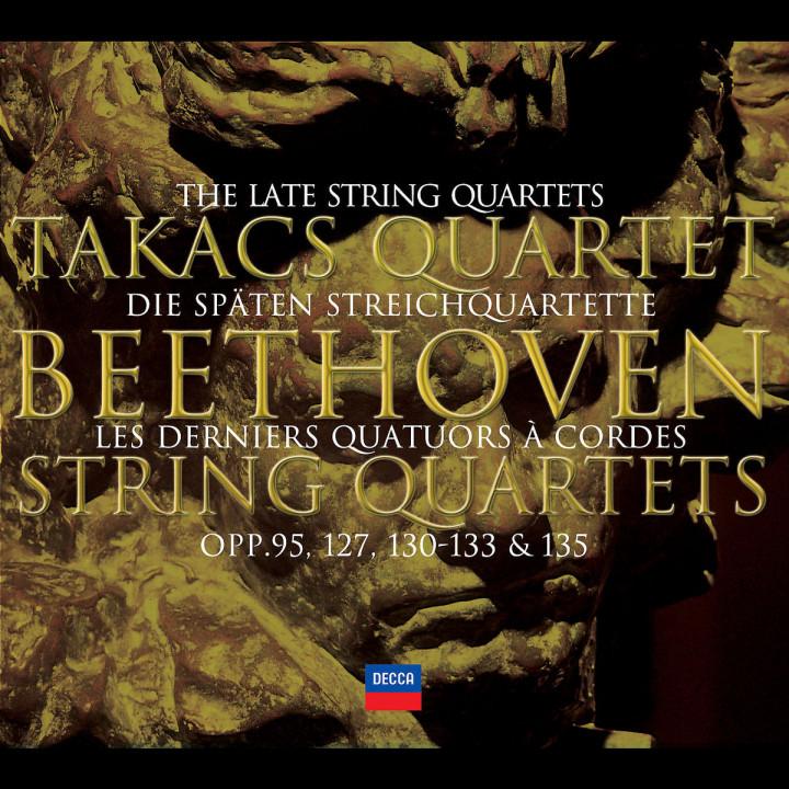Beethoven: String Quartets Vol.3 0028947084923